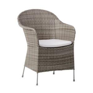 Athene-chair-cushion-Rattan-Teak-Grey
